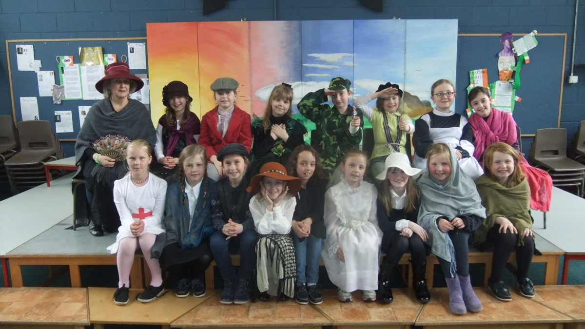 1916 Fancy Dress