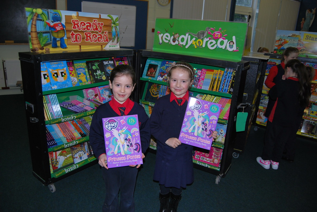 Book Fair for World Book day